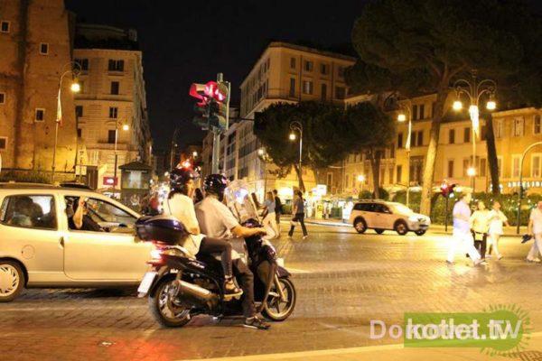 Rzymska ulica