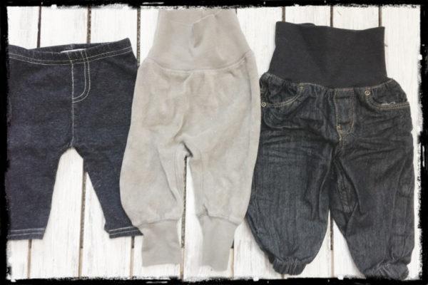 Lwginsy, spodenki, jeansy