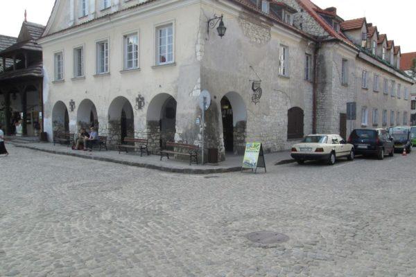 Rynek W Kazimierzu – wcale nie było tak tłoczno, jak straszyliście :)