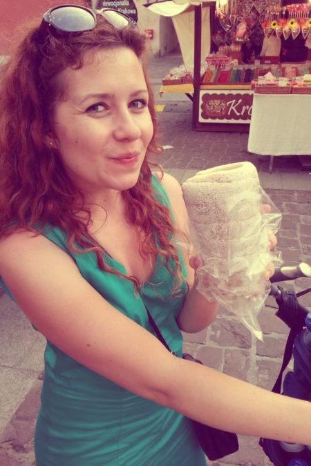 I tu Kraków! z wózeczkiem oczywiście