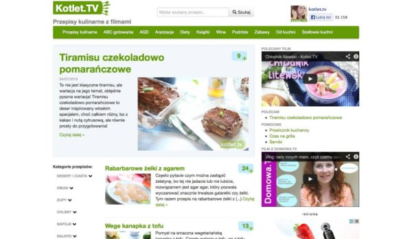 Kotlet.TV – nasz blog