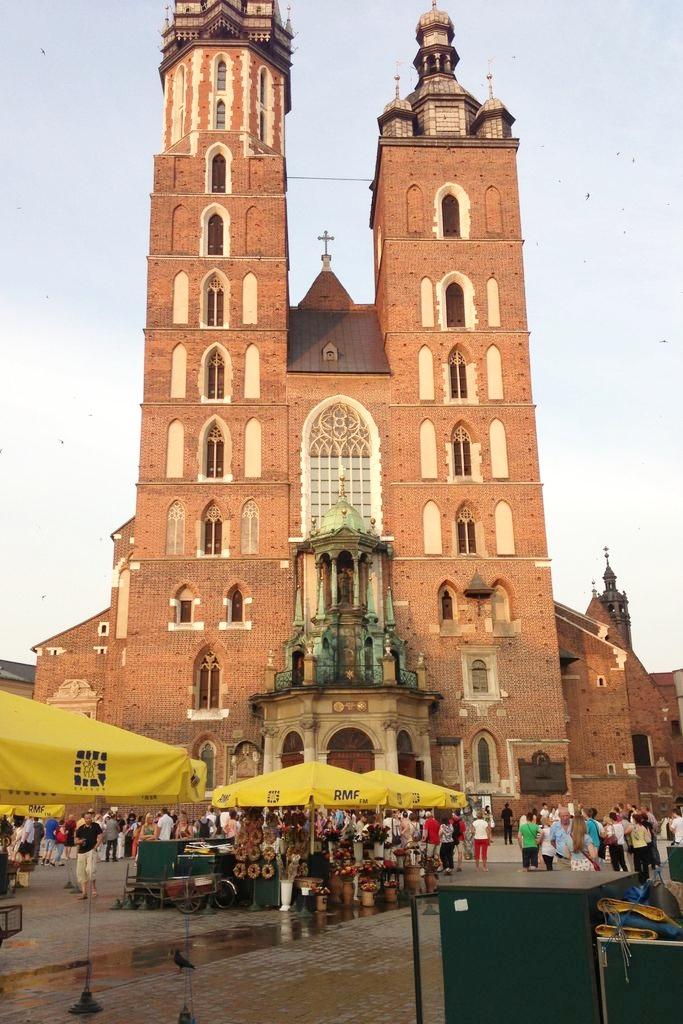Kraków - jeszcze jeden widoczek dla Was