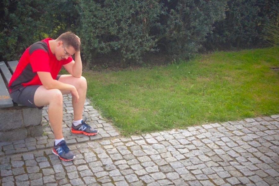 Drugi tydzień biegania
