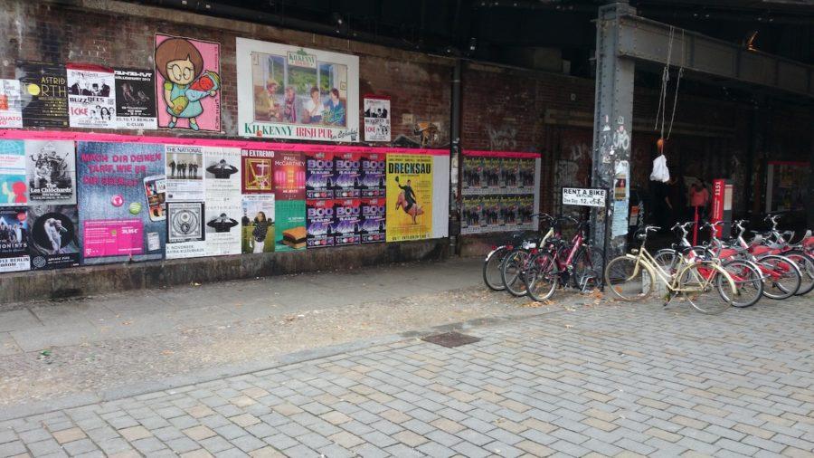 Berlin jest pełen rowerów