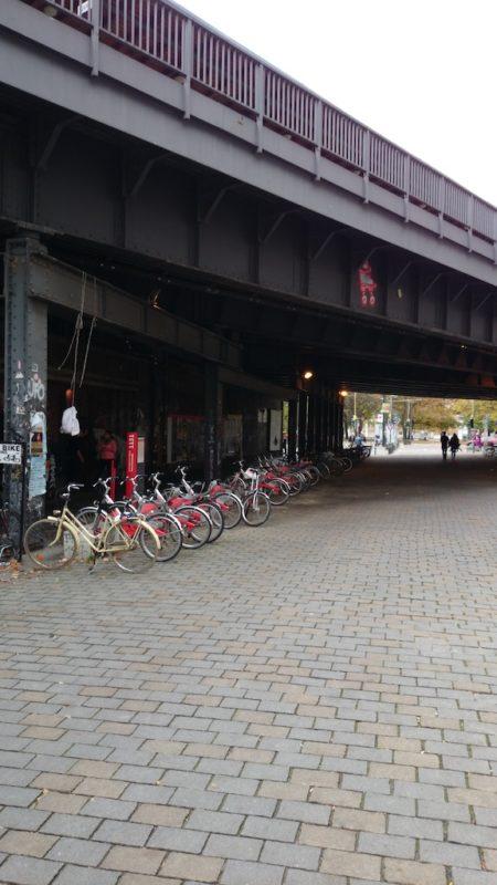 Rower to najwygodniejszy środek transportu po Berlinie
