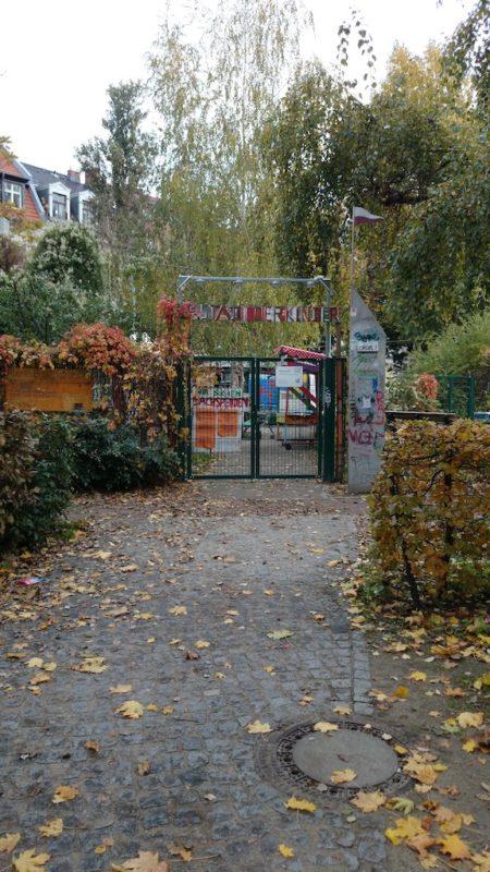Berlin to zielone miasto, świetnie się tu spaceruje