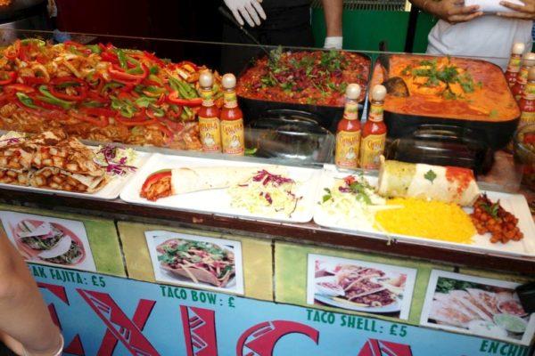 I kuchnia meksykańska