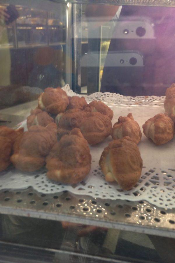 Tai Yaki cake czyli rybki z kremem