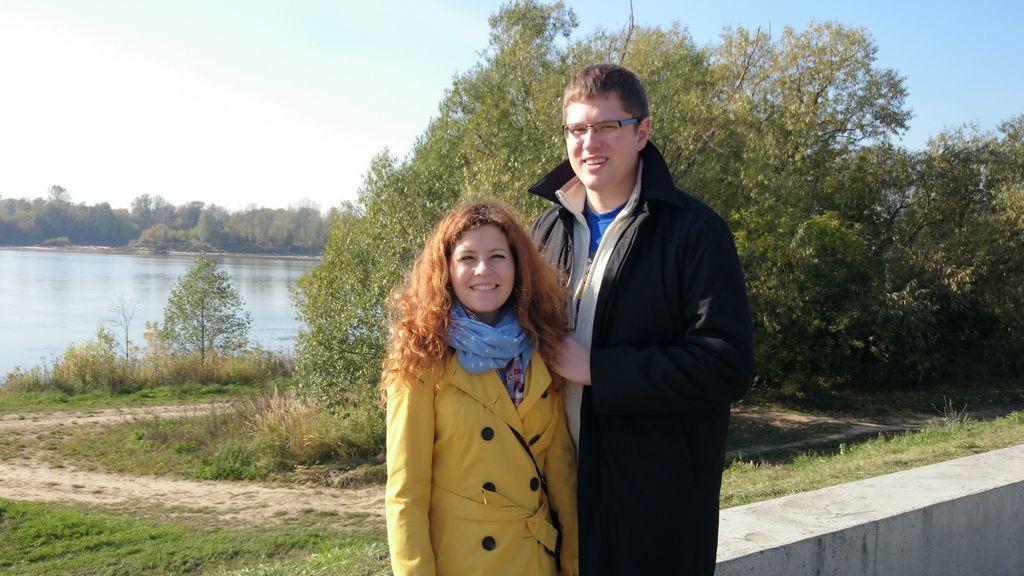 Weekend był piękny, w końcu prawdziwa polska jesień