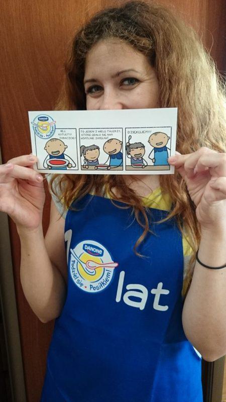 Dostaliśmy fajny komiks, na Kotlet.tv wspieram akcję