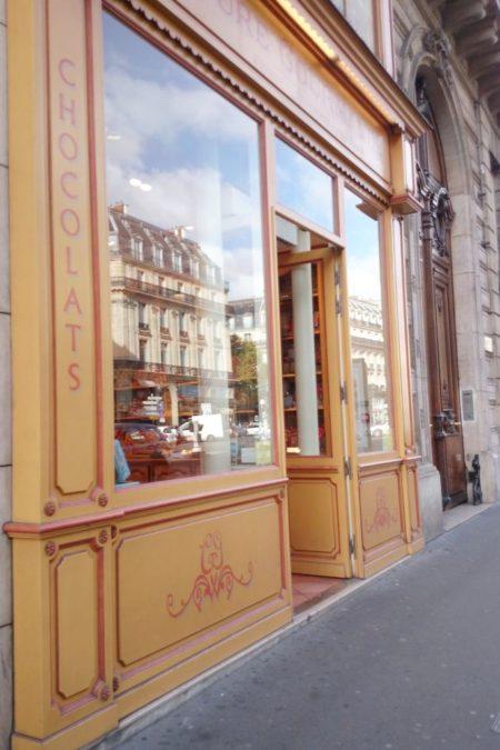 Jeden ze sklepów z ciasteczkami