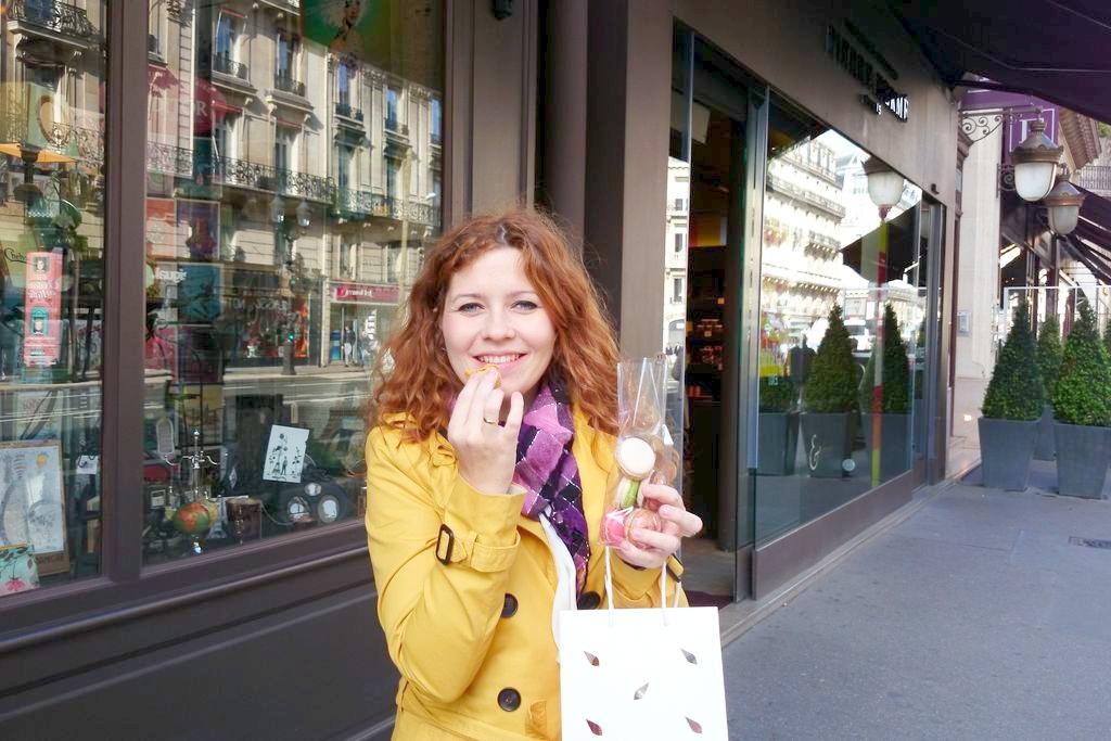 Mój słodki Paryż!