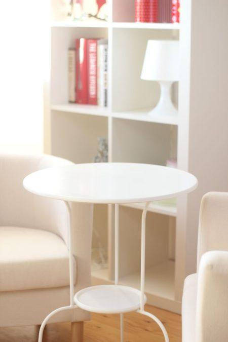 Salon w bieli, czyli podsumowując nasze nowe studio