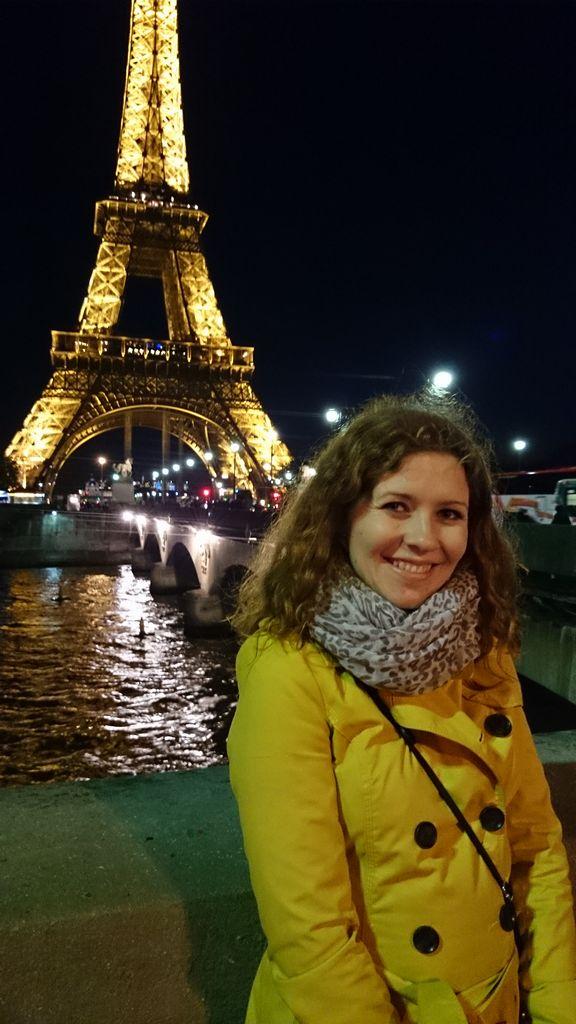 Bałam się, że to zdjęcie nie wyjdzie, było naprawdę ciemno, ale jest klimatycznie :)
