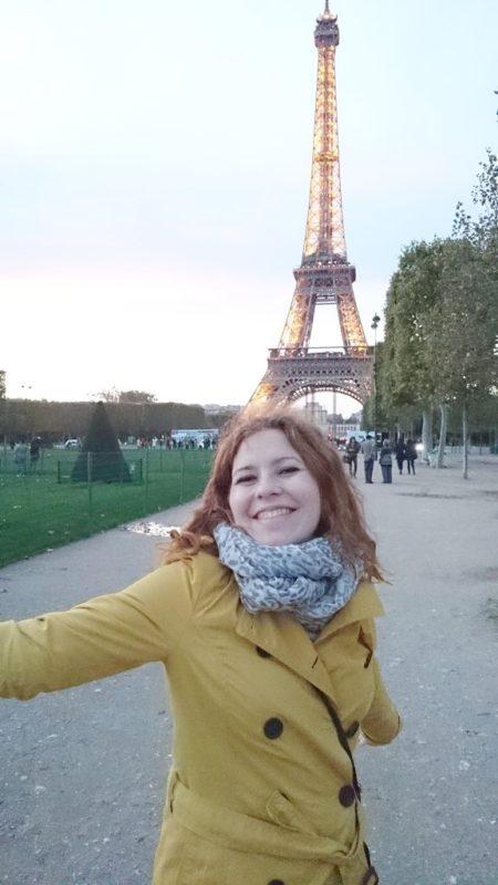 I ja, i Wieża Eiffla :)