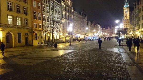I Gdańsk nocą :) W tym roku byliśmy w Gdańsku i jak widać nas ciągnie :)