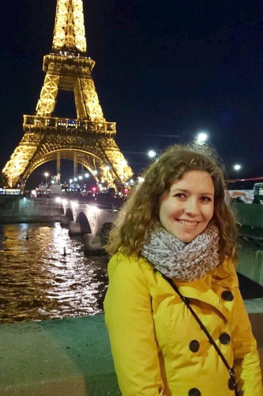 Po Paryżu można łazić bez końca