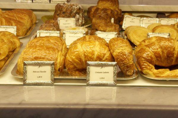 Croissanty omnomnom!
