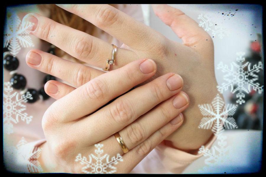 Pielegnacja dłoni zimą