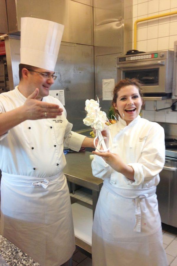 I absolutnie coś fantastycznego! Róże z karmelu, Westin, Adam Jakubowski! Pokażę Wam, jak takie robić :)