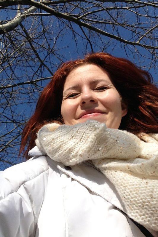 Marzec. Promienie słońca, wydawało mi się wtedy, że jest taaaaaak gorąco :)