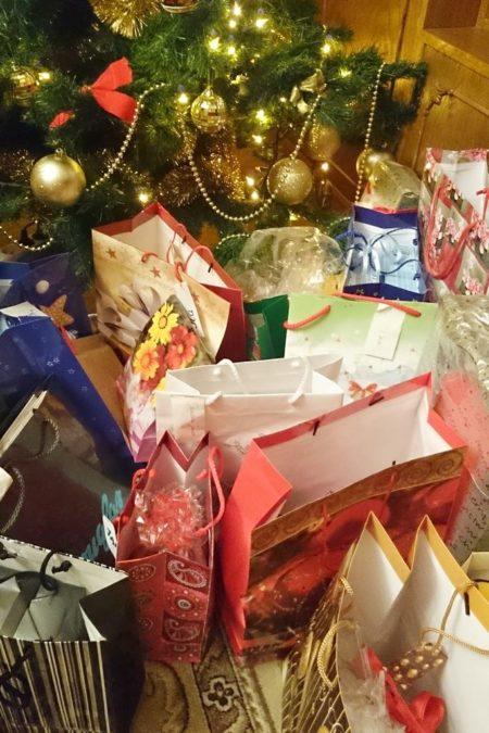 A to jeszcze więcej prezentów