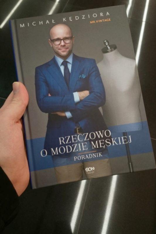 Książka kolegi blogera :) Mega rzeczowa i fajny prezent dla każdego mężczyzny