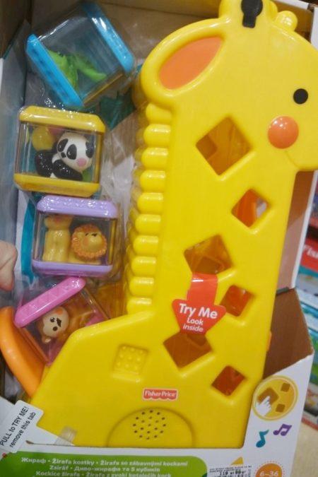 Fajny sorter ze zwierzakami :) choć osobiście wolę prostsze, takie kubełki. Dobre są jednocześciowe w miarę – baza i klocki