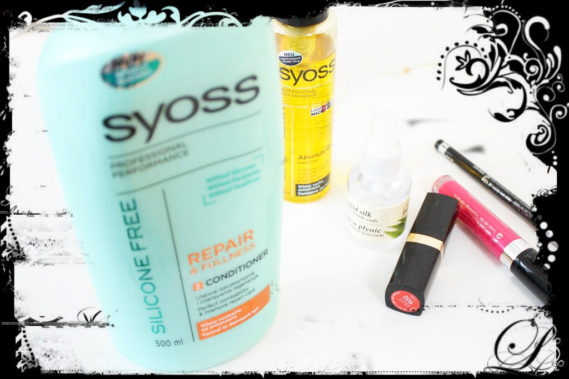 Kosmetyki styczeń - trafione zakupy