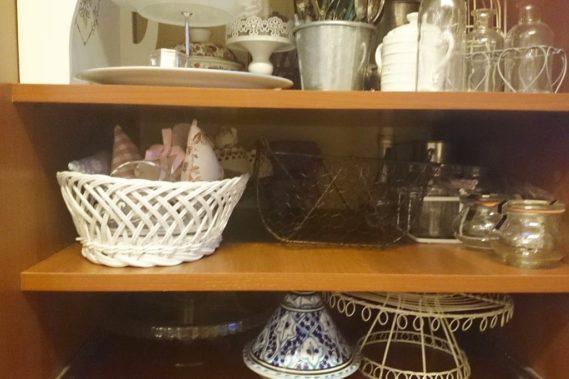 A tu jedna z moich szaf, mam nadzieję, że taka uporządkowana na dłużej