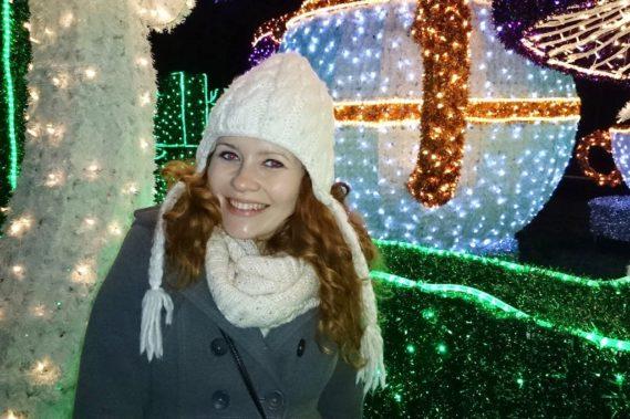 Tydzień w zdjęciach - Wilanów w światełkach jest naprawdę cudowny :)
