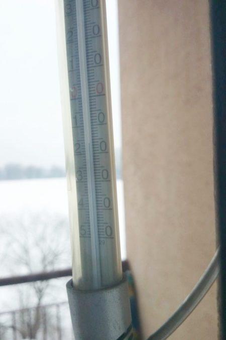 -16C, tęsknie do wiosny, serio