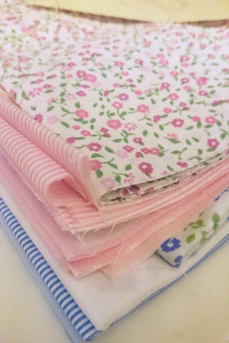 Uwielbiam wyszukiwać ładne tkaniny, tutaj kolejny zakup do zdjęć