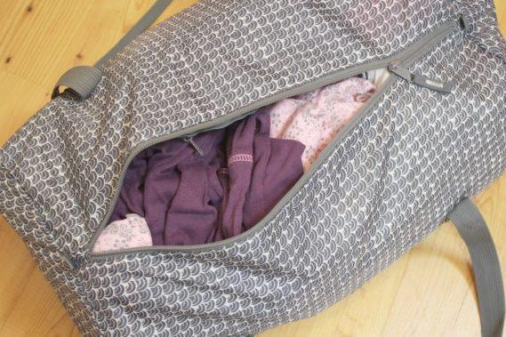 Nie pakujcie się, jak na wakacje :) niewielka sportowa torba będzie wystarczająca dla Was
