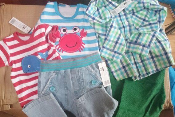 Moje ostatnie zakupy w Pepco - fajne ubranka, fajne ceny :)