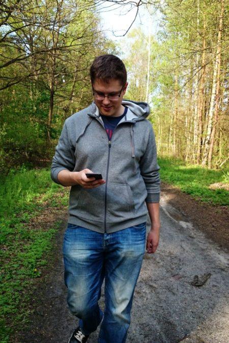 Zdjęcia z telefonu ;D i szukamy fajnych mijejsc na kolejne, dalsze wypady