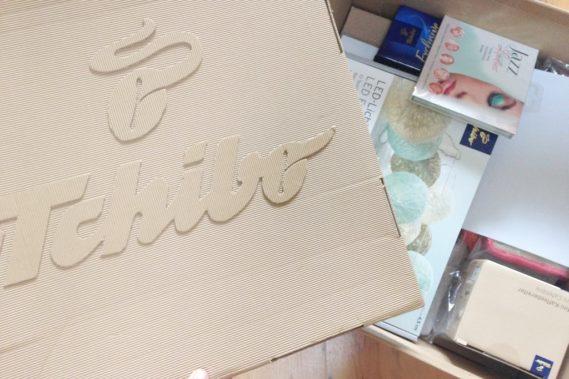 Box od Tchibo, czyli wielkie pudło z zawartością