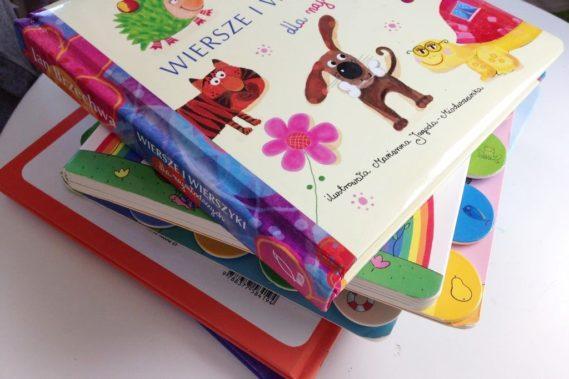 Książeczki dla dzieci, czyli kilka moich propozycji dla najmłodszych. A Wy co polecacie?