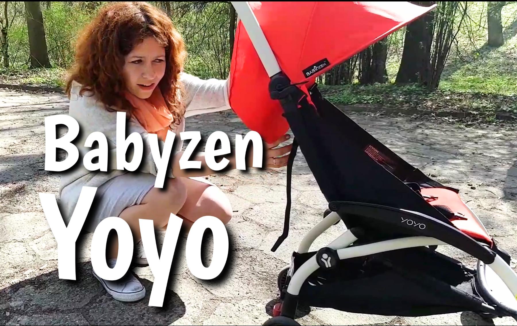 Babyzen Yoyo niewielki wózek spacerowy