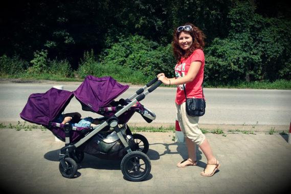 Baby Jogger City Select Double, czyli wózek dla dwójki