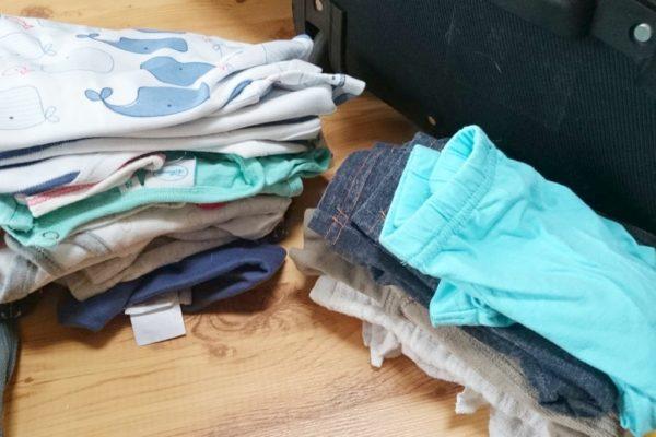 Ubrania dla dzieci – tutaj akurat więcej znaczy lepiej :)