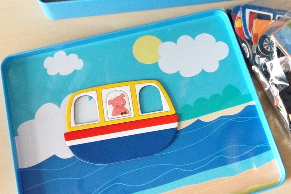 Zabawki idealne na podróż z dzieckiem