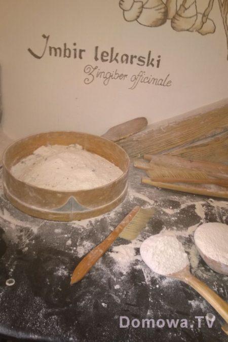 Mąka, przyprawy