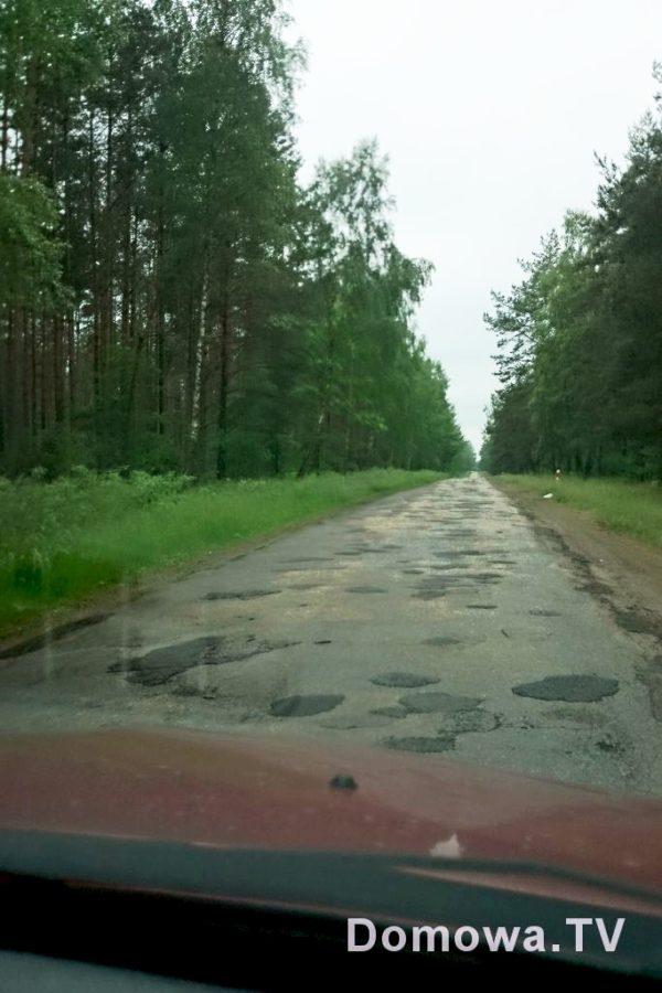 I nasze cudowne polskie drogi na koniec :D