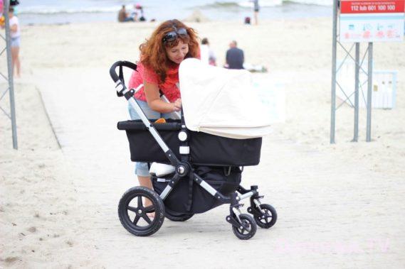 Cameleon kamuflaż :)Czyli beżowa budka, gondola, plaża :)