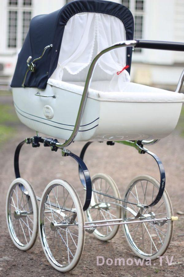 Dla mnie cudo wizualne, no i ta gondola. To są właściwe rozmiary dla dziecka! :)