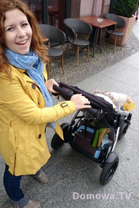 Mega pojemny bagażnik w wersji pojedynczej a potem ginie w wersji podwójnej