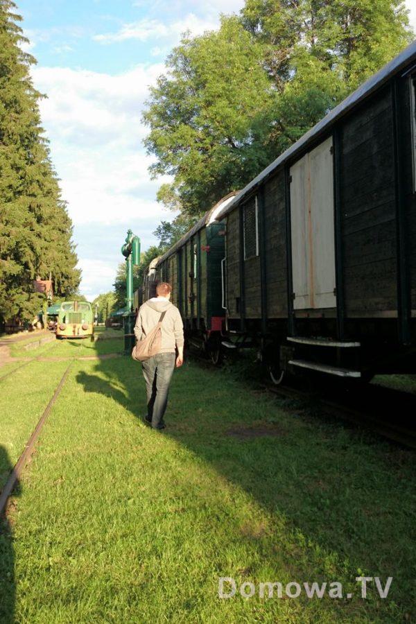 Pociągi, pociągi i pociągi