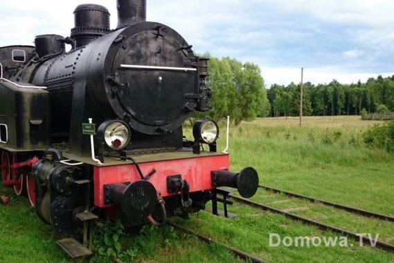 Szczególnie te starsze piękne lokomotywy