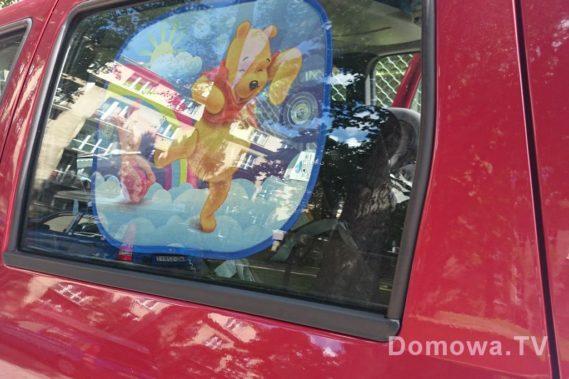 Podróż z dzieckiem autem